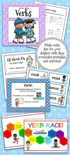 And linking verbs not only does it include action and linking verb