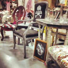 Skull Furniture www.facebook.com/skullsandstones