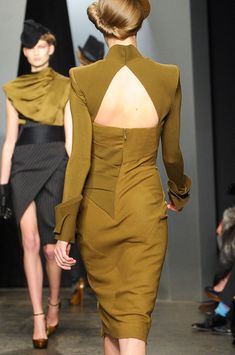Just keeping the colours in my head ....Donna Karan Fall 2012
