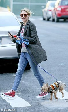 Naomi Watts seen on family outing with Liev Schreiber on Christmas Day