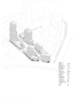 Juan Socas . The floor is lava . Europan 14 . Amsterdam Sluisbuurt (2) #landscapearchitectureplan