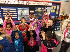 Brain Breaks: An Energizing Time-Out | Scholastic.com The class I'm in right now does this cute right left right left song and then skips around the classroom. SO NECESSARY!