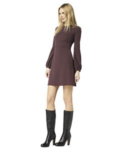 Patti - dark aubergine - LaDress by Simone loose the boots