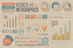 Business Infographic #2 by studioworkstock on @creativemarket