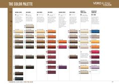 Joico Hair Color Chart vero_color_chart.jpg (3508×2483)