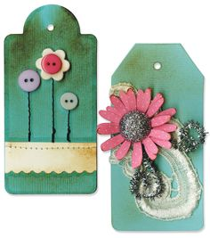 Sizzix Bigz Die-Tags at Joann.com