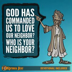 Luke But he, desiring to justify himself, said to Jesus, And who is my neighbor? Who Is Our Neighbor? Jesus was asked by. Youth Lessons, Bible Lessons For Kids, Object Lessons, Who Is Your Neighbor, Love Your Neighbour, Good Samaritan Craft, Closing Prayer, Spiritual Attack, Sunday School Lessons