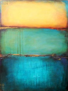 Mark Rothko - 'Emerald Bay'  via @profenuria