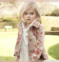 I wanna dress my little girl like this next winter!