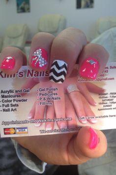 Kim's nails in greenwood,in