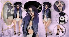 Goth Hair, Sims 4 Game, Character Poses, Sims 1, Sims Mods, Sims 4 Custom Content, Pastel Goth, Feminine, Gaming