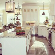 HGTV is giving you expert tips for bringing farmhouse style into a kitchen on a budget.