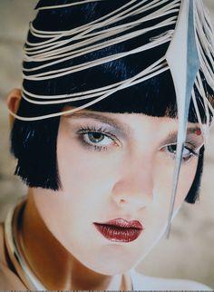 Drew Barrymore (David LaChapelle) 1998