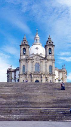 Basílica do Sameiro, Braga, Portugal, Sameiro´s Basilica, by JJMacedo.