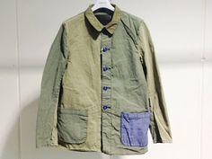 Combination French Chore Jacket