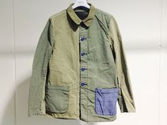 Combination French Chore Jacket