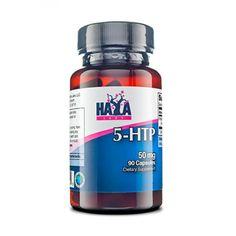 Haya labs 5-htp 50mg хидрокситриптофан за добро настроение