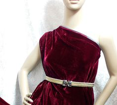 Beauty Red Super Soft Silk Velvet Fabric Best Quality  (SV-234 X  BY Yard or Metres)