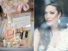 Parisian Bridal Shower ideas, chanel