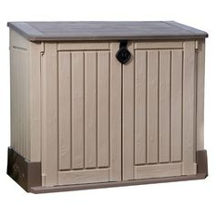 Store-It-Out MIDI Shed : Target $118.99 Keter