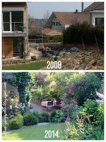 Vorher Nachher Before After Gardening Gardenisnpiration Gartenplanung Gartengestaltung Umgestaltung Sandkas Garten Gartengestaltung Ein Schweizer Garten