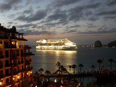 Ship Cabo San Lucas Mexico - wow!