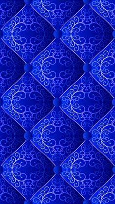 Blue pattern – Wallpaper World Kind Of Blue, Love Blue, Blue Wallpapers, Wallpaper Backgrounds, Benfica Wallpaper, Image Bleu, Molduras Vintage, Blue Bedding Sets, Everything Is Blue