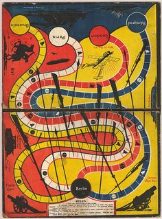 pinterest photos of vintage board games - Google Search