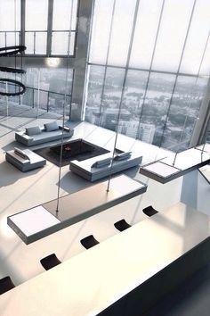 Luxury Living Penthouse Views