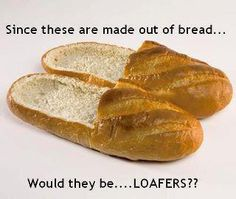 Love a good loafer.