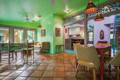 """Author Sandra Cisneros has sold her King William home — the same structure that stirred controversy in the late for its """"periwinkle purple"""" color — to an undisclosed buyer, Phyllis Browning real estate agent Ann Van Pelt confirmed Wednesday. Sandra Cisneros, King William, Updated Kitchen, San Antonio, The Neighbourhood, Home And Family, Real Estate, Cottage, Bed"""