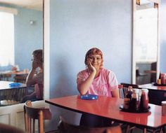 Paul Graham from his series, A1 — The Great North Road (1981–82)