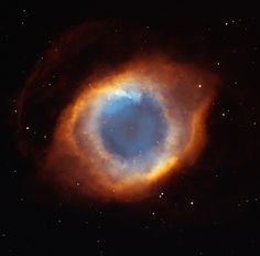 The Eye of God - taken by NASA's Hubble Space Telescope