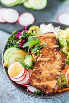 Banh Mi Bowls and Other Glorious Gluten-Free Dinners - Foodista.com