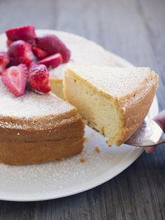 ITALIAN-STYLE RICOTTA CAKE [spicyicecream]