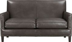 Liam Loveseat  | Crate and Barrel$3,299