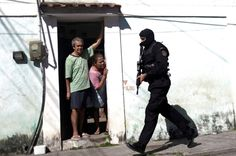 Brazil: City of God actor wanted for killing Rio policeman