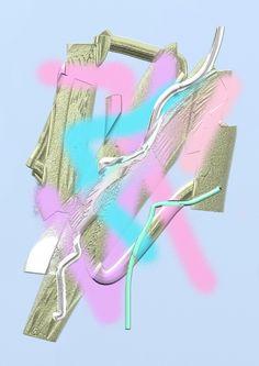 Amorphous Forms   Jennifer Mehigan inspiration