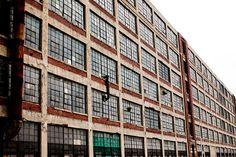 Highland Park's Ford Plant