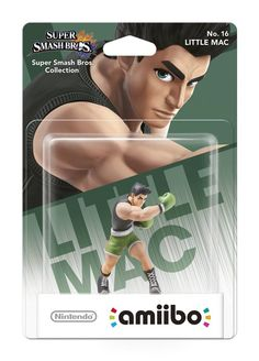 Amiibo Little Mac 16 - WII U - Référence Gaming