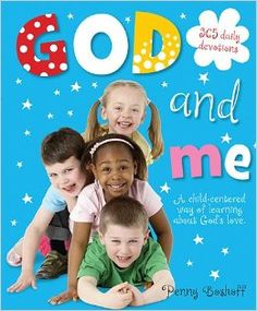 God And Me a 365 Daily Devotions For Children (Review & Giveaway) :: ManagingYourBlessings.com
