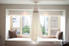 An elegant wedding dress   Andre LaCour Photography