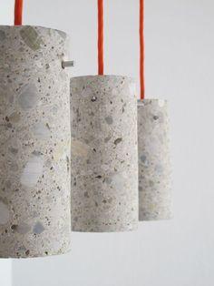 Dicroicos led encapsulados en cubos de concreto - Google Search