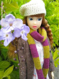 helloblythe <Title>Purple flowers