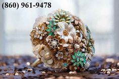 Jeweled Bouquets CollectionHigh quality rhinestone brooches A finished metal handle Can have metal flowers Brooch Bouquets, Flower Brooch, Brooches, Have Metal, Metal Flowers, Wedding Bouquets, Heart Shapes, Jewelry Making, Jewels
