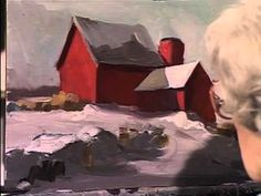 Welcome To My Studio - Helen Van Wyk - Oil Painting Lesson - Clip S001_02 - YouTube