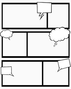 incorporating comic strips into your curriculum...- could be used for Bible stories or for making examples of handling different situations and making correct/moral choices