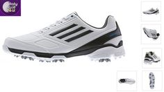 Today's Deal: Adidas Adizero TR Golf Shoes – White/Black  http://www.dailygolfdeal.co.uk/deals/deals/adidastr/