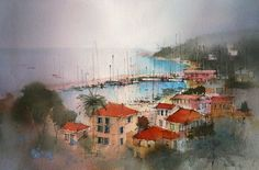 John Lovett - Artist #watercolor jd