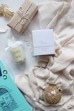 Christmas Gift Guide | IRIDESCENT PLACES Christmas Gift Guide, Christmas Shopping, Christmas Presents, White Company Candles, The White Company, Beauty Box Subscriptions, Incredible Recipes, Easy Gifts, Secret Santa